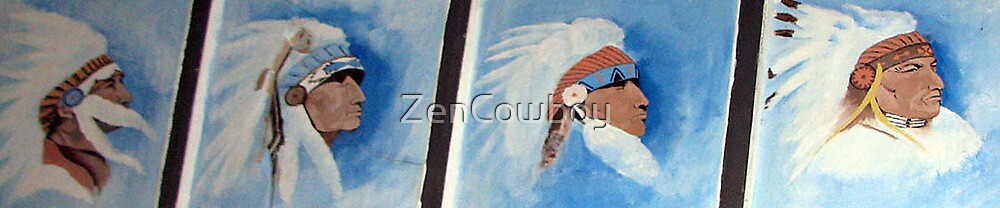 Chiefs Mural by ZenCowboy