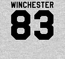 Sam Winchester (Jersey) Hoodie