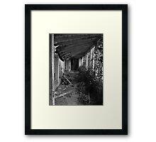 sandhill park Framed Print