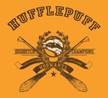 Hufflepuff - Quidditch Champions Tee