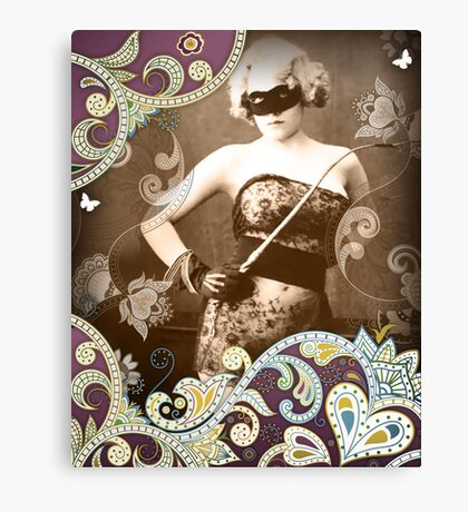 Goddess Canvas Print