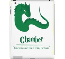 Harry Potter and the Chamber of Secrets Print iPad Case/Skin