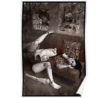Gothic Photography Series 224 Poster