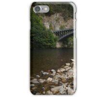 Craigellachie Bridge, Scotland iPhone Case/Skin