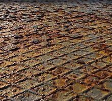 Broken pattern (Eminönü) by Marjolein Katsma