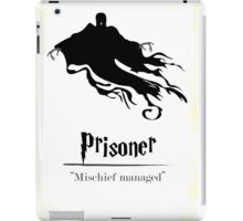 Harry Potter and the Prisoner of Azkaban Print iPad Case/Skin