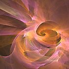 Dreaming shell by Fractal artist Sipo Liimatainen