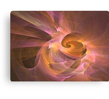 Dreaming shell Canvas Print