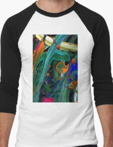 Life Under the Sea T-Shirt Men's Baseball ¾ T-Shirt