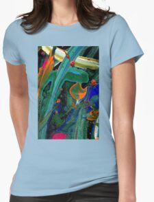 Life Under the Sea T-Shirt Womens Fitted T-Shirt