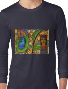 Love Angels T-Shirt Long Sleeve T-Shirt