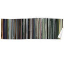 Moviebarcode: The Complete Animatrix (2003) Poster