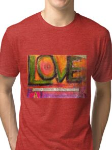 Love in All Its Dimensions T-Shirt Tri-blend T-Shirt