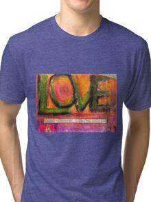 Love in All Its Dimensions T-Shirt Tri-blend T-Shirt