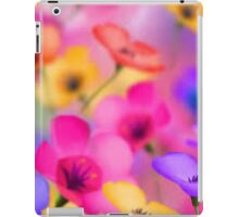 cozy-flowers iPad Case/Skin