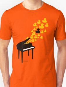 Duck Music Unisex T-Shirt
