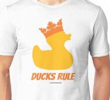 Ducks Rule Unisex T-Shirt