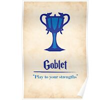 Harry Potter and the Goblet of Fire Print Poster