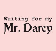 Waiting for my Mr. Darcy by Marmadas