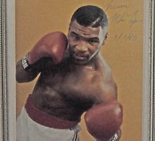 Mike Tyson-PROFESSIONAL BOXER by JAYMILO