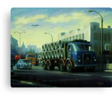 Seddon DD Canvas Print