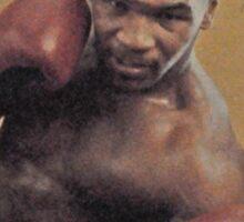 Mike Tyson-PROFESSIONAL BOXER Sticker