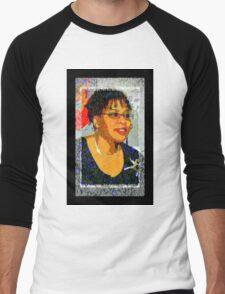 I Am The Artist T-Shirt Men's Baseball ¾ T-Shirt