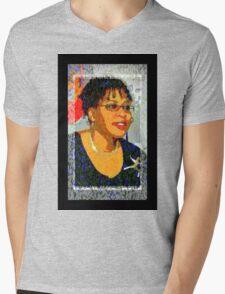 I Am The Artist T-Shirt Mens V-Neck T-Shirt