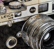 the rangefinder Sticker