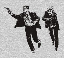 Butch & Sundance by loogyhead