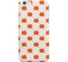Pumpkin Fest iPhone Case/Skin