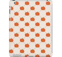 Pumpkin Fest iPad Case/Skin
