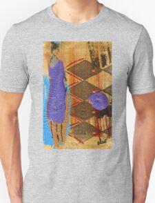 Purple Dress T-Shirt T-Shirt