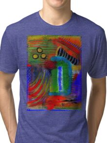 Sound The Trumpet T-Shirt Tri-blend T-Shirt