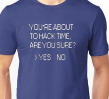 Hack Time Unisex T-Shirt