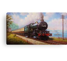 The Torbay Express Canvas Print