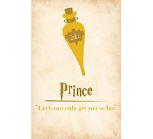 Harry Potter and the Half Blood Prince Print Photographic Print