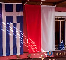 Greek Colors by phil decocco