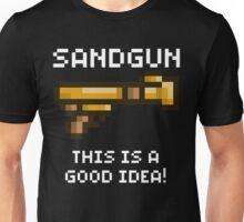Sandgun (Terraria White Font) Unisex T-Shirt