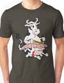 an arrow in the knee Unisex T-Shirt