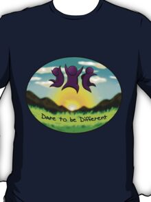 Dare to be Different Fun edition T-Shirt
