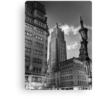 Torre Magica - Madrid Canvas Print