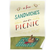 A Few Sandwiches… Poster