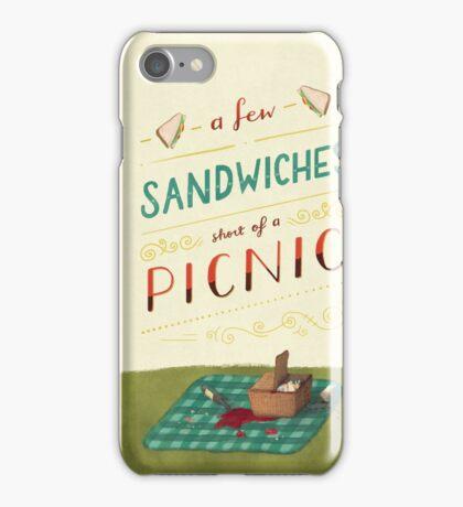 A Few Sandwiches… iPhone Case/Skin