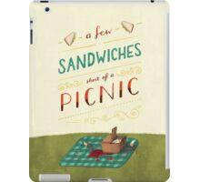 A Few Sandwiches… iPad Case/Skin
