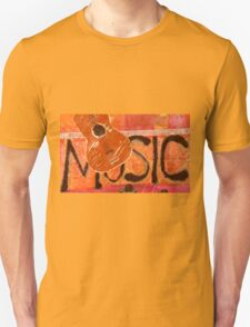 We Just Love Music T-Shirt T-Shirt