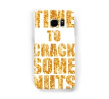 CRACKING NUTS Samsung Galaxy Case/Skin