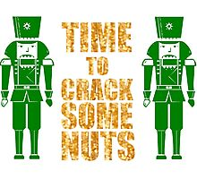 CRACKING NUTS Photographic Print