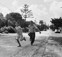 Running Free by jadennyberg