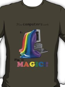 How Computers Work T-Shirt